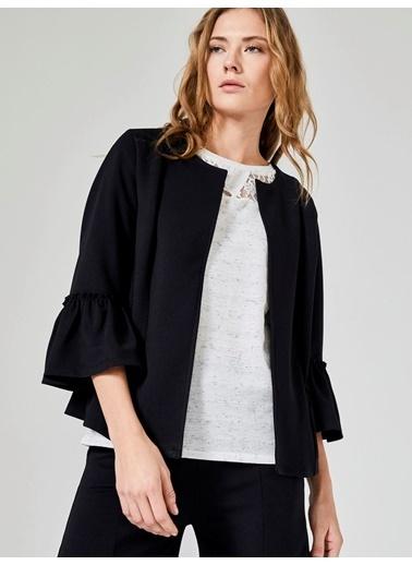 Xint Truvakar Kol Ceket Siyah